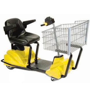 Mart cart XTi - Scooter à quatre roues...