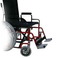 Mercure - Fauteuil roulant manuel standard à châssis pli...