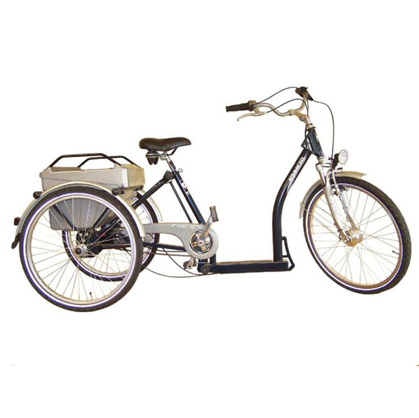 Advanced - Tricycle à deux roues arrière propulse par le...