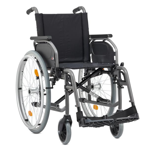 S-Eco 2 - Fauteuil roulant manuel standard à châssis pli...