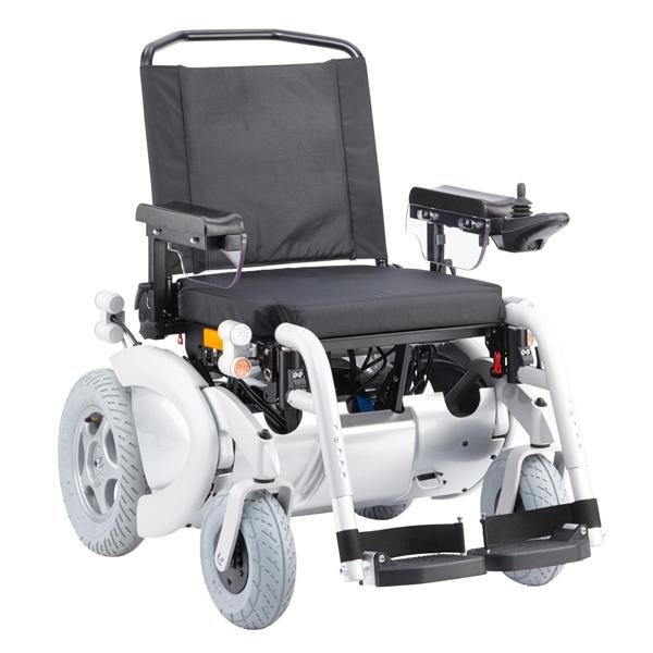 Néo XXL - Fauteuil roulant électrique à châssis fixe...