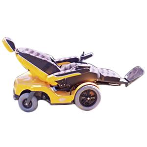 Evasion traction - Fauteuil roulant électrique à châssis...