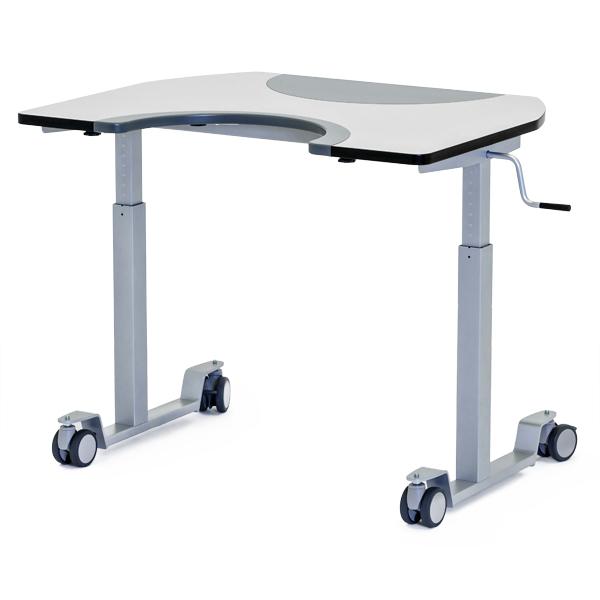 Multi ergotables - Table de travail à hauteur réglable...