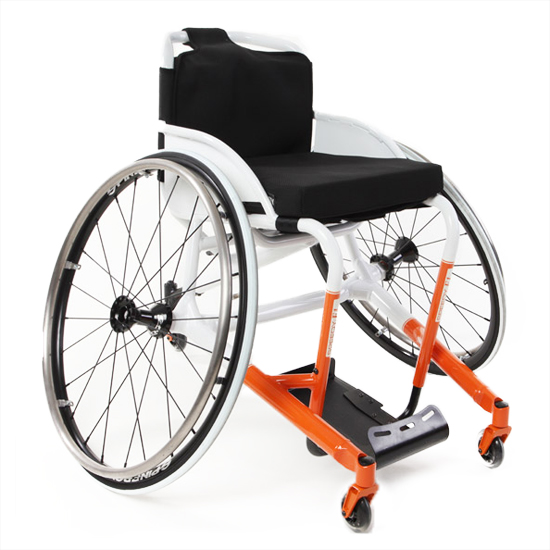 SPEEDY F1 TENNIS - Fauteuil roulant manuel sport & loisi...
