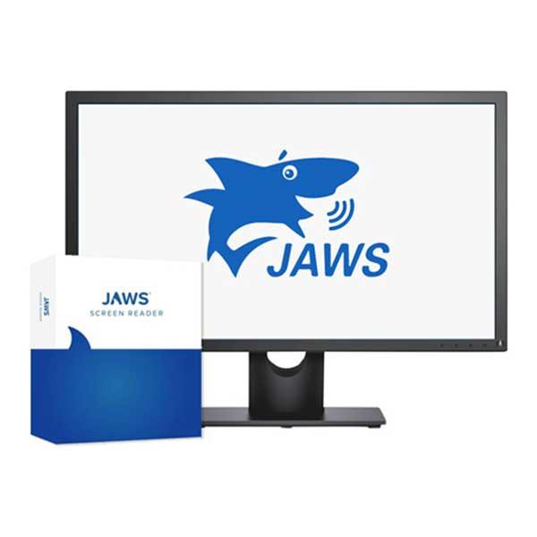 Jaws 2020 - Logiciel reconnaissance vocale (navigation)...