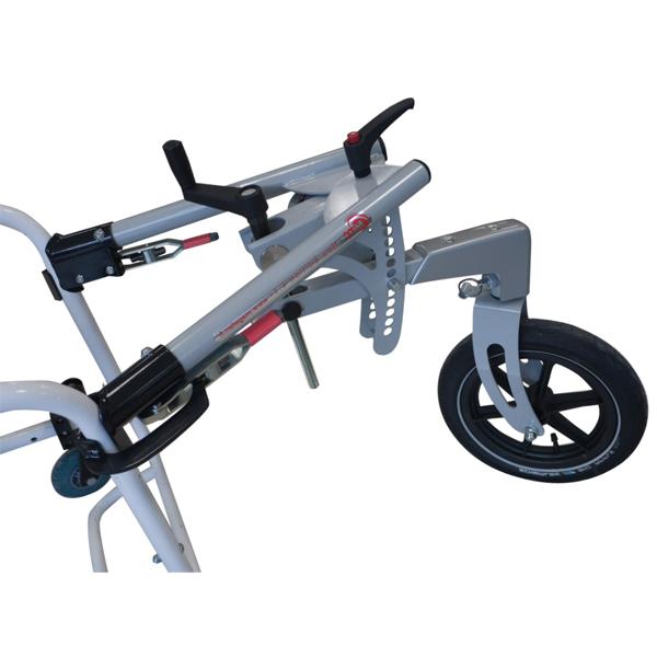 Module tout chemin (MTC) - Troisième roue pour fauteuil ...