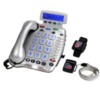 CL 600 - Téléphone fixe à touches larges...