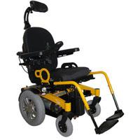 Turbo Twist - Fauteuil roulant électrique à châssis fixe...