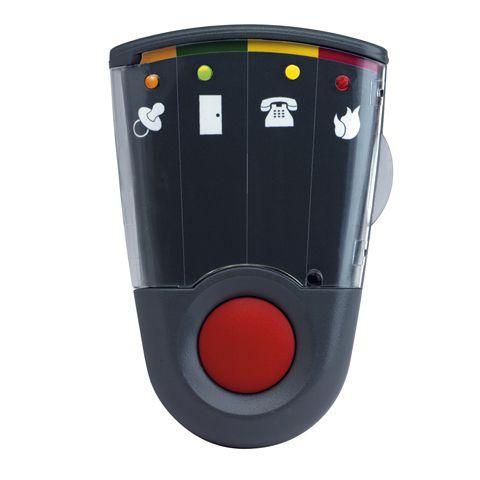 Récepteur vibrant de poche Visit 868 BE 1470 - Signal d'...