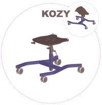 KOZY - Déambulateur avec assise...