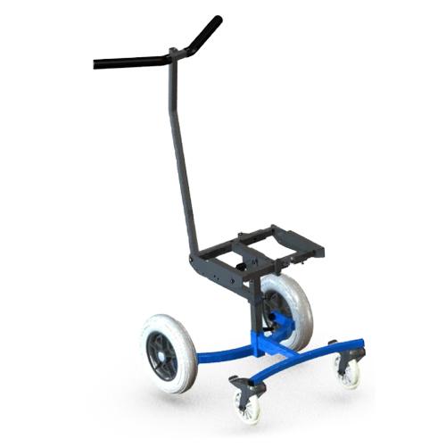 Support roulant AXL - Déambulateur avec assise...