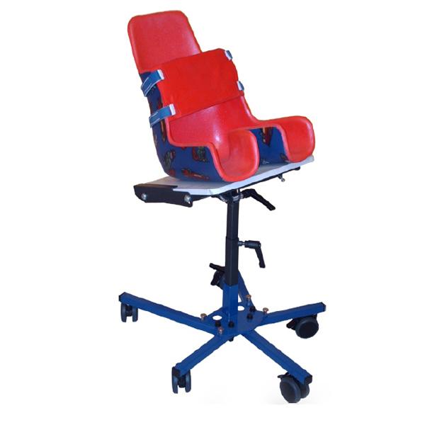 Support roulant ABC - Déambulateur avec assise...