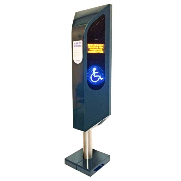 Borne Urbaine Polyvalente - Dispositif de stationnement...