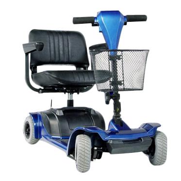 New life - Scooter à quatre roues...