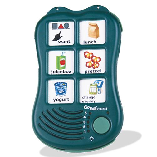 Gotalk Pocket - Communication par pictogrammes...