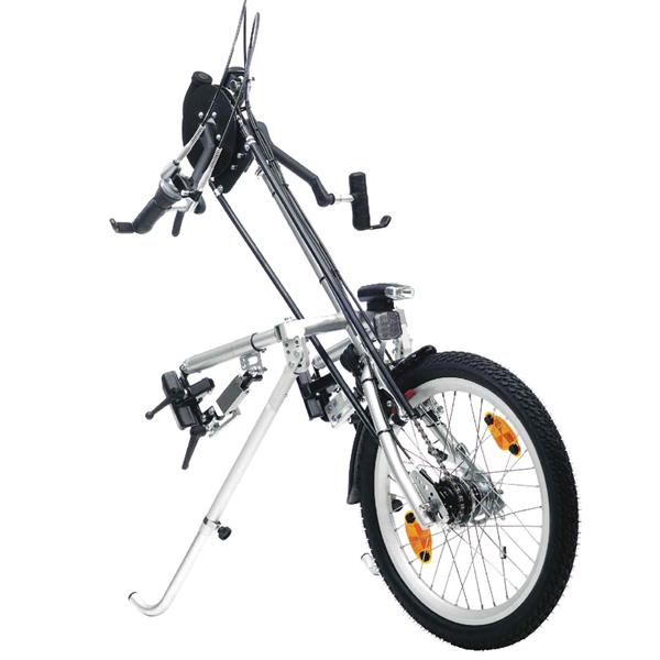 City 7 - Troisième roue pour fauteuil roulant...