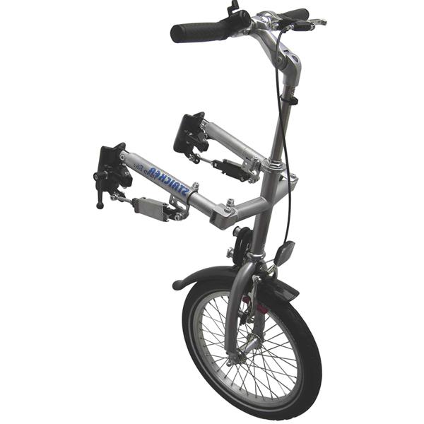 Lomo - Troisième roue pour fauteuil roulant...