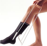 Enfile bas - Enfile bas et chaussettes...