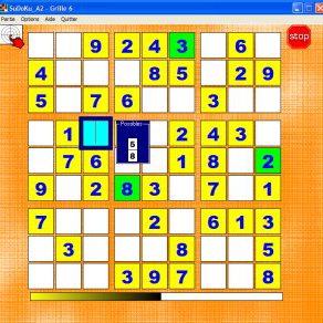 Sudoku accessible - Jeu de société...