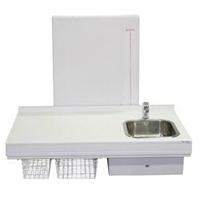 Maxi 2 - Table de douche à hauteur variable...