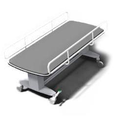 Mobilio - Table de douche à hauteur variable...