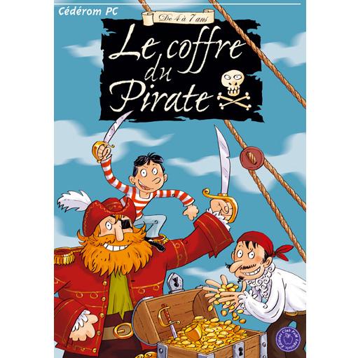 Le coffre du pirate - Logiciel d'apprentissage...