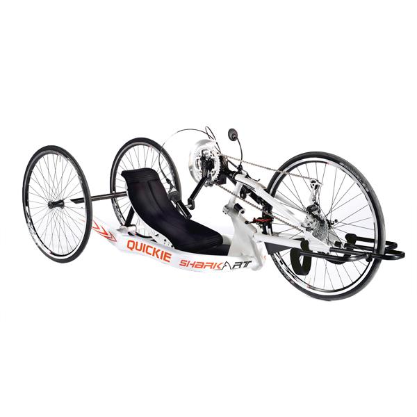 Quickie Shark RT - Tricycle à deux roues arrière propuls...