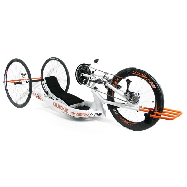 Quickie Shark RS - Tricycle à deux roues arrière propuls...