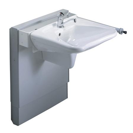 Support de lavabo électrique - Lavabo à hauteur variable...