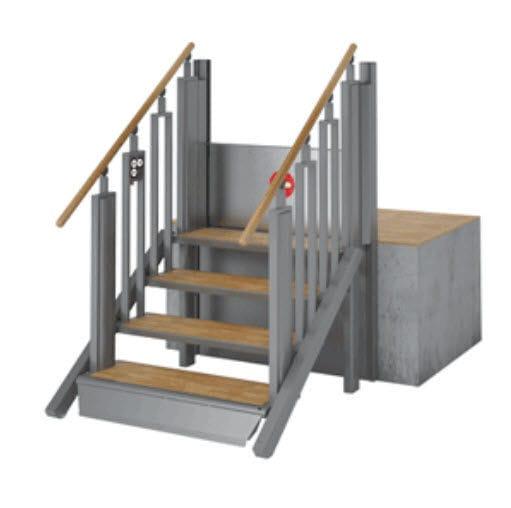 FlexStep - Plateforme élévatrice verticale...
