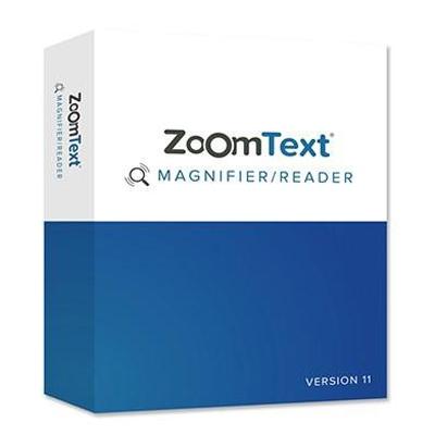 Logiciel d'agrandissement parlant ZoomText Magnifier/Rea...