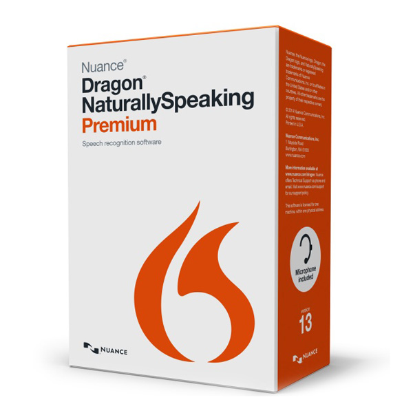 Dragon naturally speaking 13 - Logiciel reconnaissance v...