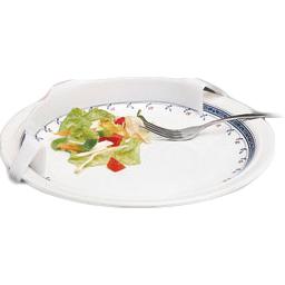 Rebord d'assiette droit 813029 - Assiette à rebord...