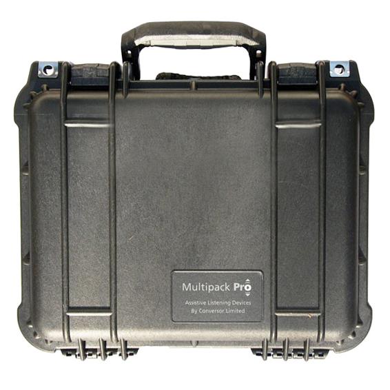 Valise Conversoir pro multipack - Amplificateur par bouc...