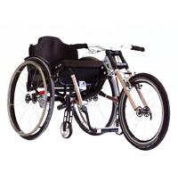 Fourche Freeway - Troisième roue pour fauteuil roulant...