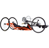 Raptor Rennbike - Fauteuil roulant manuel sport & loisir...