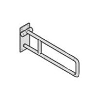 4CN 445 - Barre d'appui relevable (type accoudoir)...