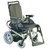 A200 - Fauteuil roulant électrique à châssis pliant ou d...