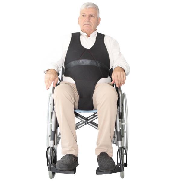Body de maintien intégral CBIM-TS - Ceinture de fauteuil...