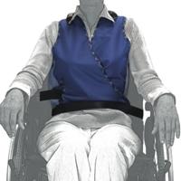 Gilet intégral CGI-TS - Ceinture de fauteuil...