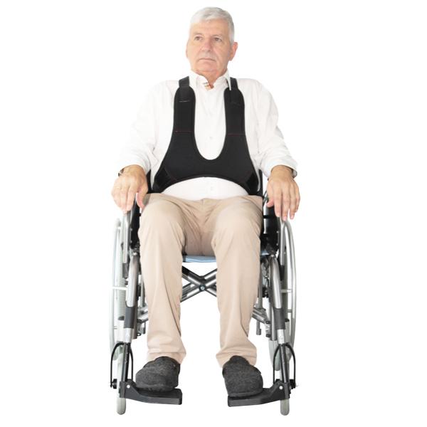 Maintien de buste CMB-TS - Ceinture de fauteuil...