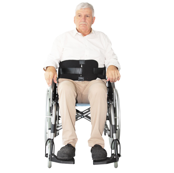 Ceinture abdominale large CCA-TS - Ceinture de fauteuil...