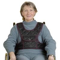 Gilet de maintien Auxilia - Ceinture de fauteuil...