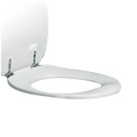 Dania R37000 - Lunette de wc / toilettes à hauteur varia...