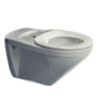 Cuvette WC suspendue R2090 - Cuvette de wc / toilettes s...