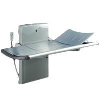 Table de soins électrique pour douche R8518 - Table de d...