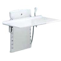 Table à langer rabattable R8771 - Table à langer...