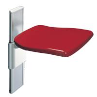 Siège rabattable pour pose sur glissière R5145 - Siège d...