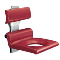 Chaise de douche pour pose sur glissière R7167 - Siège d...