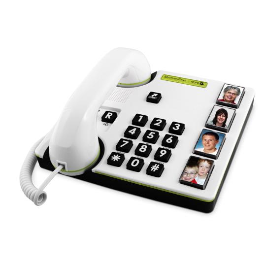 Memory plus 319i PH - Téléphone fixe à amplification...
